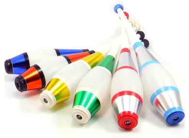PX# juggling clubs